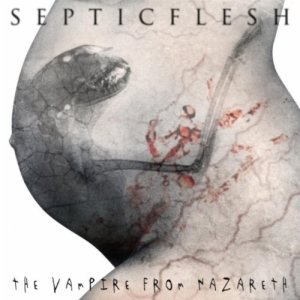 Septic Flesh - The Vampire from Nazareth cover art