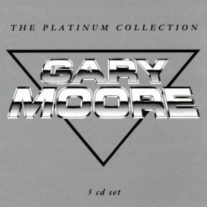 Gary Moore - The Platinum Collection cover art