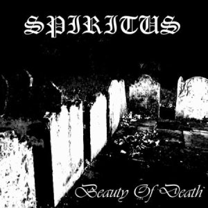 Spiritus - Beauty of Death cover art