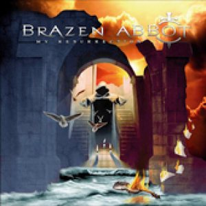 Brazen Abbot - My Resurrection cover art