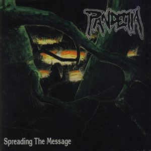 Pandemia - Spreading the Message cover art