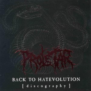 Proletar - Back to Hatevolution cover art