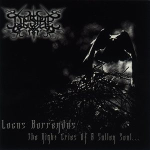 Desire - Locus Horrendus - the Night Cries of a Sullen Soul cover art