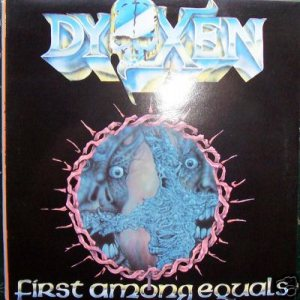 Dyoxen - First Among Equals cover art