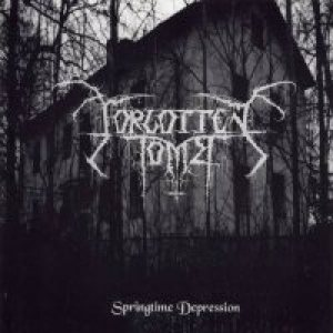 Forgotten Tomb - Springtime Depression cover art