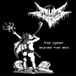 Nunslaughter - The Curse Before the Hex cover art