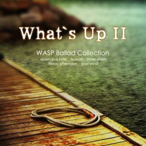 Gostwind / Down In A Hole - What's Up? II: WASP Ballad Collection cover art