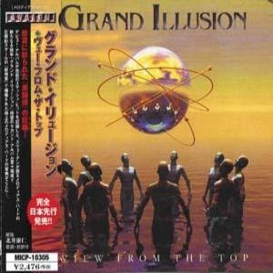 Grand Illusion - View From the Top cover art
