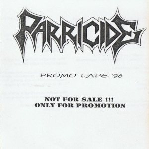 Parricide - Promo Tape '96 cover art