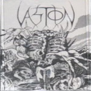 Vastion - Horrid Sights of Hate cover art
