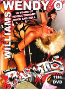 Plasmatics - The DVD (10 Years of Revolutionary Rock 'n' Roll) cover art