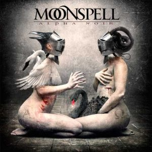 Moonspell - Alpha Noir / Omega White cover art