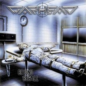 Warhead - Beyond Recall cover art
