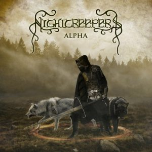 NightCreepers - Alpha cover art
