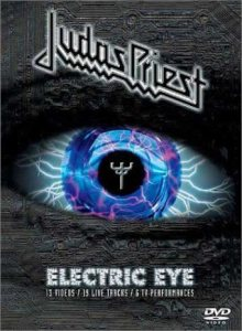 Judas Priest - Electric Eye cover art