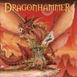 DragonHammer - Blood of the Dragon cover art