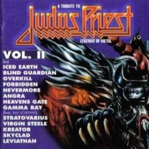 Various Artists - A Tribute to Judas Priest: Legends of Metal Vol. II cover art