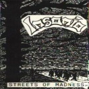 Insania - Streets of Madness cover art