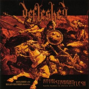 Defleshed - Royal Straight Flesh cover art