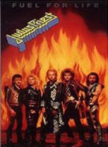 Judas Priest - Fuel for Life cover art