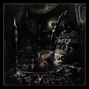 Watain - The Wild Hunt cover art