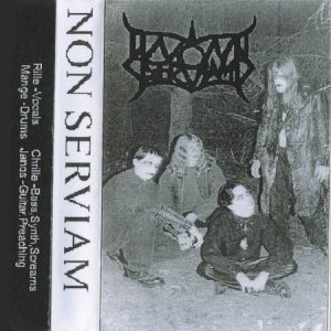 Non Serviam - Between Light and Darkness cover art