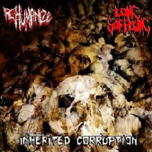 Rehumanize / Long Suffering - Inhereted Corruption cover art