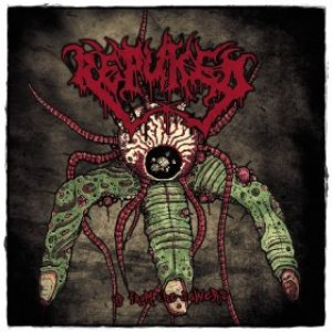 Repuked - Up from the Sewers cover art