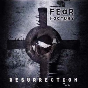 Fear Factory - Resurrection cover art