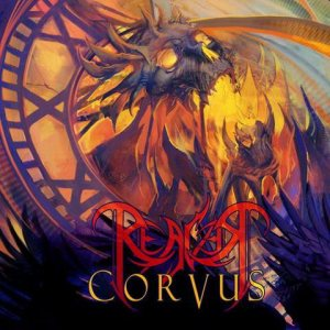 Reaver - Corvus cover art