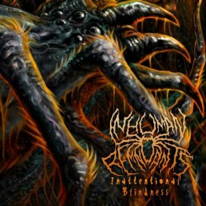 Inhuman Remnants - Inattentional Blindness cover art