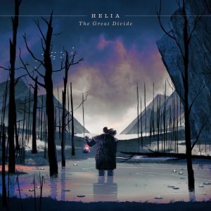Helia - The Great Divide cover art