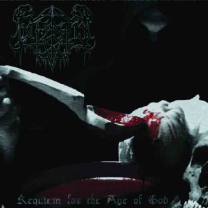 Infestis - Requiem for the Age of God cover art
