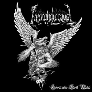 Necroholocaust - Holocaustic Goat Metal cover art