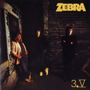 Zebra - 3.V cover art
