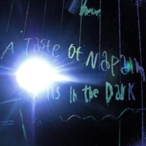 Hums In The Dark - A Taste of Napalm cover art