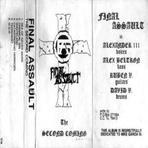 Final Assault - The Second Coming cover art
