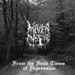 Hiver Noir - From Dead Times to Depression cover art