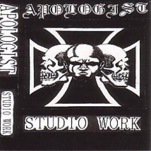 Apologist - Studio Work cover art