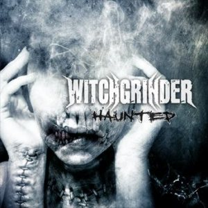 Witchgrinder - Haunted cover art