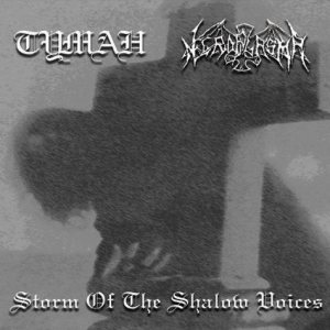 Tymah - Storm of the Shallow Voices cover art