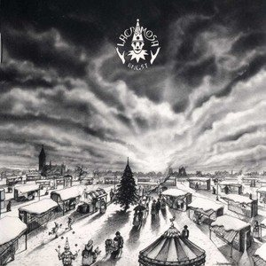 Lacrimosa - Angst cover art