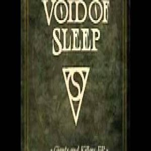 Void of Sleep - Giants and Killers cover art
