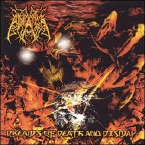 Anata - Dreams of Death and Dismay cover art