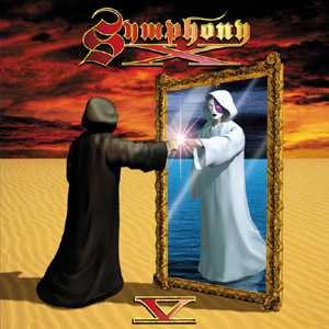 Symphony X - V: The New Mythology Suite cover art