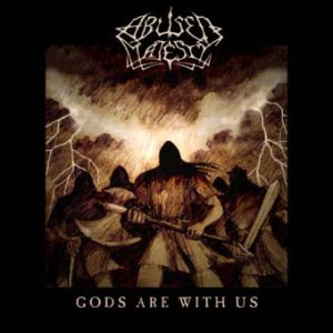 Abused Majesty - Gods Are With Us cover art