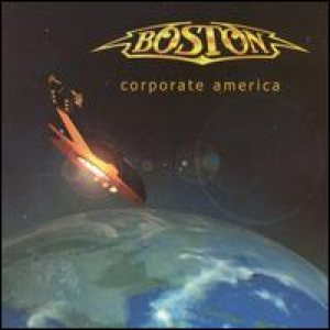 Boston - Corporate America cover art