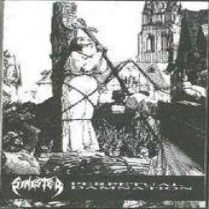Sinister - Perpetual Damnation cover art