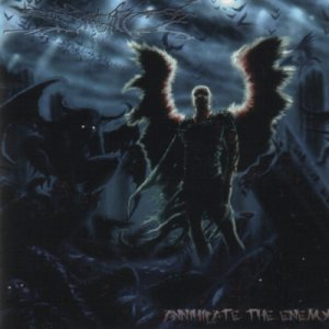 Jasad - Annihilate the Enemy cover art
