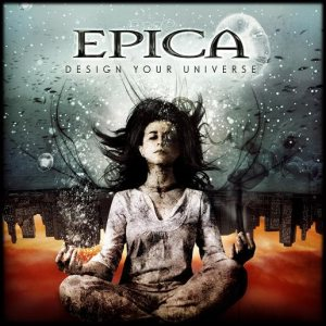 Epica - Design Your Universe cover art